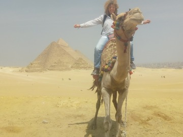 Offering with online payment: Giza pyramids day tour