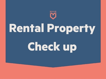 Task: Rental Property Check-Up