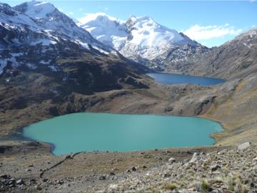 Réserver (avec paiement en ligne): Trek de la cordillière royale - Bolivie