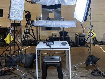 Rent Podcast Studio: The Geary Studio