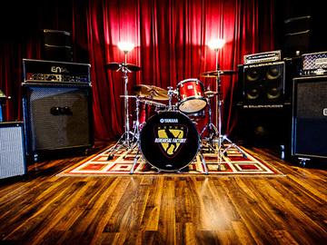 Rent Podcast Studio:  Rehearsal Factory