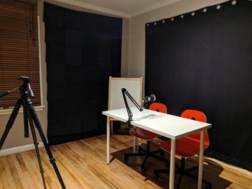 Rent Podcast Studio: Rent a Podcast Studio