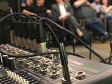 Rent Podcast Studio: On-Air Media