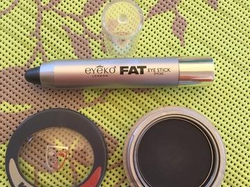 Venta: Pack Kryolan + Eyeko, ideal para smokey eyes