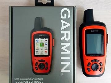 Til leie (per uke): Garmin InReach sateliittikommunikointilaite (SOS)