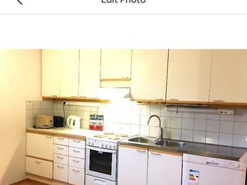 Annetaan vuokralle: Room in shared apartment next to Ruoholahti metro station