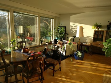 Renting out: Room in a shared apt in Lauttasaari from Nov