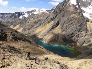 Réserver (avec paiement en ligne): Trek de Quimsa Cruz - Bolivie