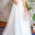 Ilmoitus: Wedding Dress *S/ Hääpuku