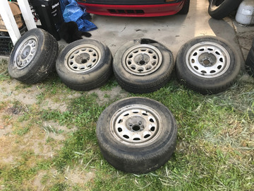 Selling without online payment: 10 hole rims