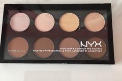 Venta: Paleta contorno NYX