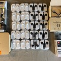 Buy Now: Lot of Mixed Ear Buds - Apple Compatible Earbuds, Sony, JBL, Spig
