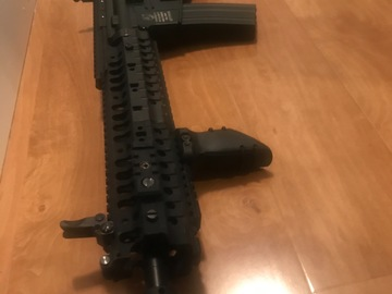 Selling: JG Colt M4, Full Metal, CA Rails
