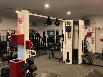 List a Space: 24 hour access gym
