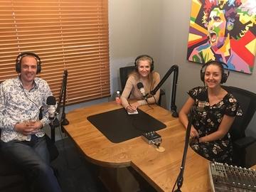 Rent Podcast Studio: Solid Gold Podcast Studios   Johannesburg South Africa - Studio02