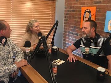 Rent Podcast Studio: Solid Gold Podcast Studios   Johannesburg South Africa - Studio01