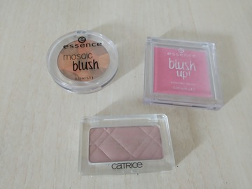 Venta: Pack de coloretes Essence y Catrice