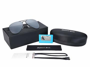 Buy Now: Lot of 46, Super Light Classic Aviator Polarized SunglassesUnisex