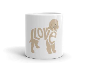 Selling: LoVe Mug - Golden Doodle
