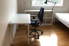 Renting out: Furnished room in Espoo, bills covered, June 1 onward
