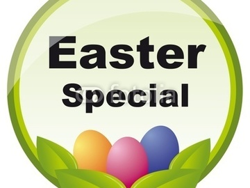 Selling: easter special