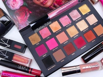 Buscando: Huda beauty rose gold remastered