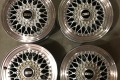 Selling: CONVEX BBS RS 327 16x7 et50 5x114