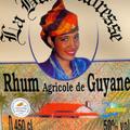 Vente: RHUM BLANC AGRICOLE DE GUYANE