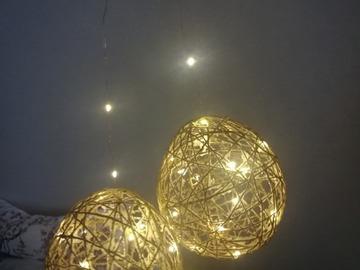 Ilmoitus: Valopallot