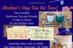 Event Listing: Mother's Day Tea for Two!