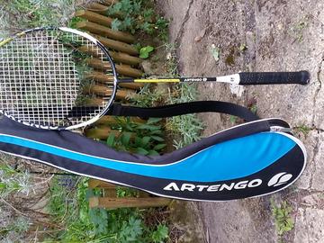 Vente: Raquette badminton
