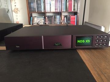 Vente: Lecteur réseau Naim ND5 XS
