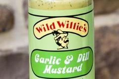Online Listing: Wild Willie's Garlic and Dill Mustard