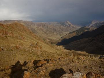 Réserver (avec paiement en ligne): Trek des cinq lacs de Tian Shan - Kirghizistan