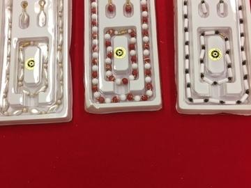 Buy Now: 900 pcs--  Necklace; Bracelet & Earrings- $ .11 each--  $.33 set