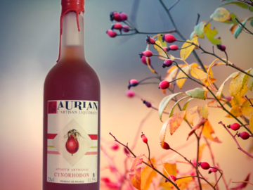 Artisan Products: Rosehip Flavoured Wine