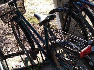 """Myydään: ladish 28"""" bike"""