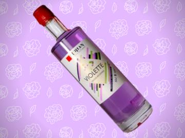 Artisan Products: Violet Liqueur