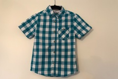 Selling with online payment: Checked shirt, age 5-6 Yrs