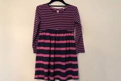 Selling with online payment: Bluezoo stripe dress, age 5-6 Yrs