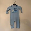 Selling with online payment: Romper suit, age 6-12 Mths