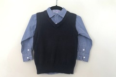 Selling with online payment: Shirt & tank top, age 3-4 Yrs