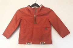 Selling with online payment: Orange Jacket, age 5-6 Yrd