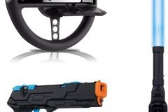 Buy Now: Wii 3-in-1 Game Essentials Plus - Black brand new original box
