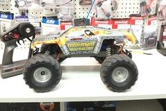 Selling: Rare Traxxas Maximum Destruction Monster Truck