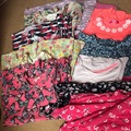 Selling with online payment: Girls clothing bundle, age 5-6 Yrs
