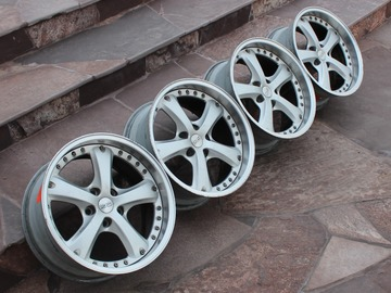 Selling: BMW! OZ VELA 2 18inch 8.5J ET+20 2PIECE/SPLIT WHEELS 5x120