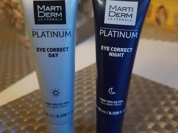 Venta: Platinum Eye Corret Martiderm