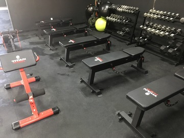 List a Space: Large Fitness Studio for all types of classes