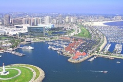 Weekly Rentals (Owner approval required): Long Beach CA, Park Near The Pike and Aquarium. Steps From Beach!